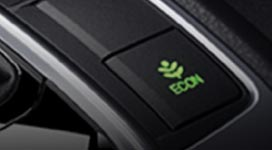 A look at the Econ Button for the all new 2016 Honda Civic Sedan at Ralph Honda Rochester NY