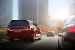 2016 Honda Odyssey Photo on Safety Features