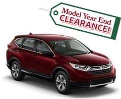 View 2017 Honda CR-V Info and Offers