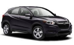 View 2017 Honda HR-V Info and Offers