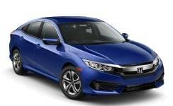 View 2017 Honda Civic Info and Offers