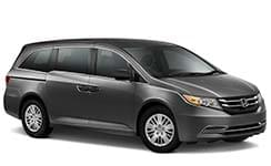 View 2017 Honda Odyssey Info and Offers
