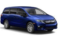 View 2018 Honda Odyssey Info and Offers