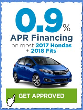 Honda Special Finance Offer