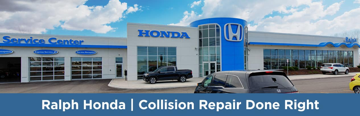 Ralph Honda | Collision Repair Done Right
