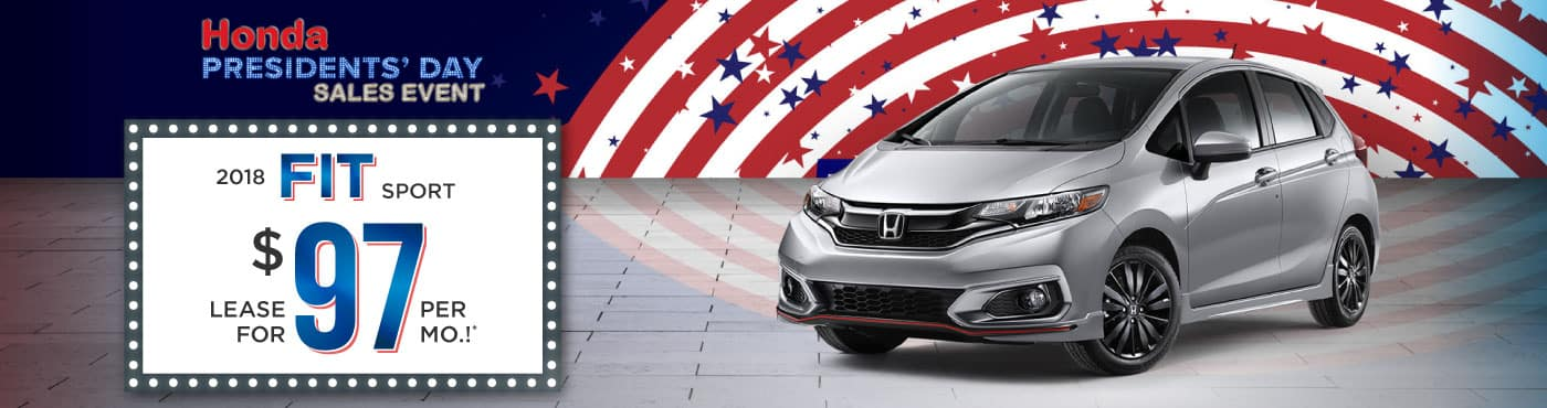 Header Photo of the new 2018 Honda Fit