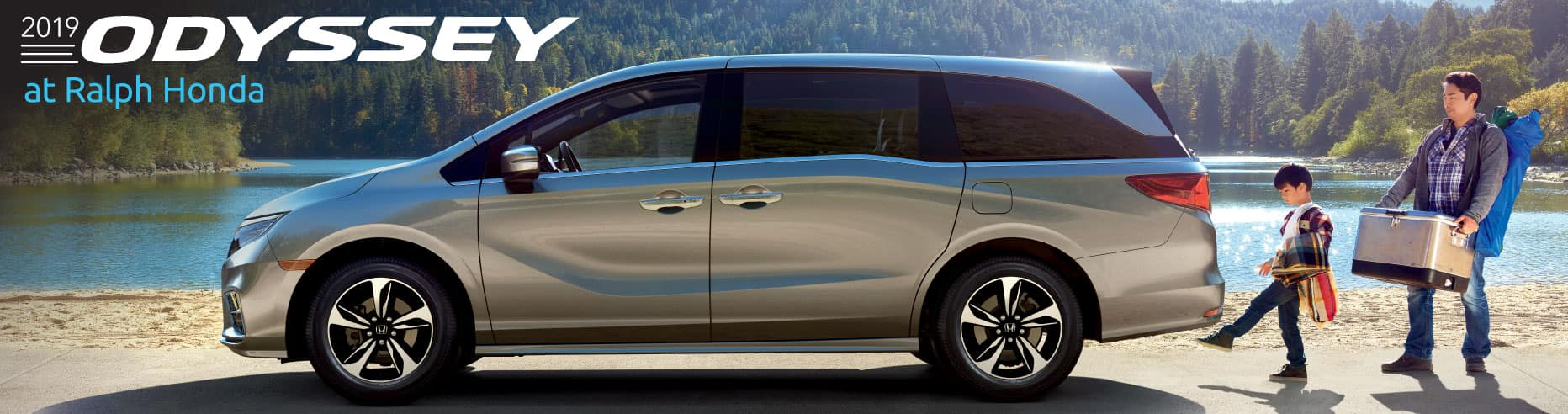 Header Photo of the 2019 Honda Odyssey