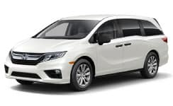View 2019 Honda Odyssey Info and Offers