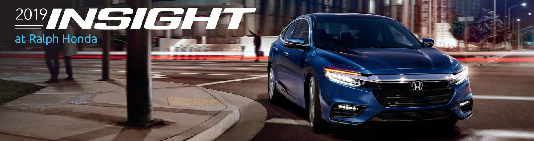 Header Photo of the 2019 Honda Insight