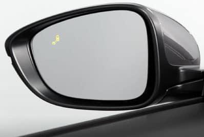 Blind Spot Information