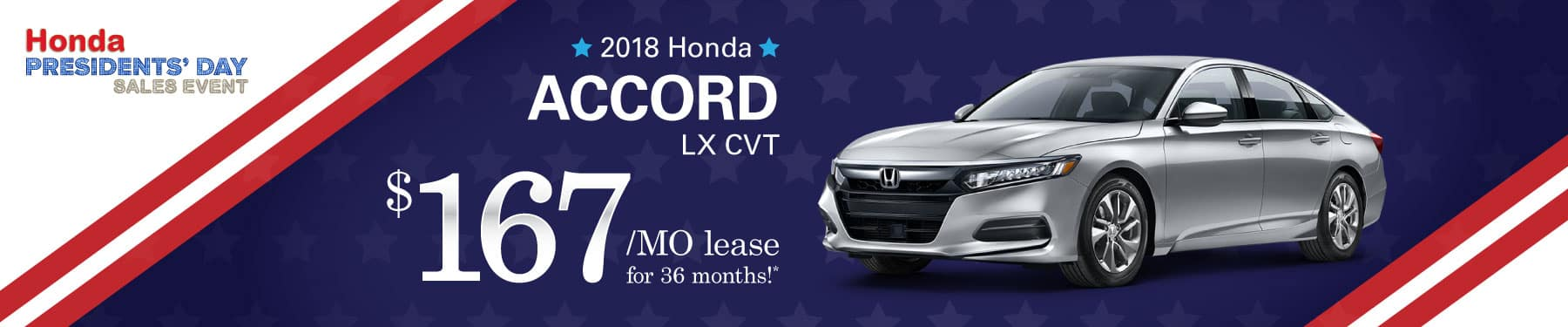 Header Photo of the new 2018 Honda Accord