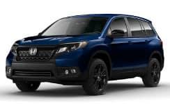 View 2019 Honda Passport Info and Offers