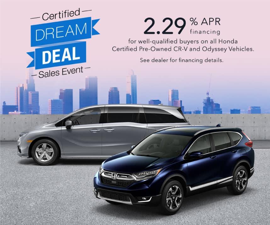 Honda Certified Pre Owned Financing >> Honda Certified Pre Owned Benefits Ralph Honda