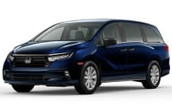 View 2021 Honda Odyssey Info and Offers