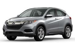 View 2021 Honda HR-V Info and Offers