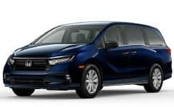 View 2022 Honda Odyssey Info and Offers