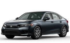 View 2022 Honda Civic Sedan Info and Offers