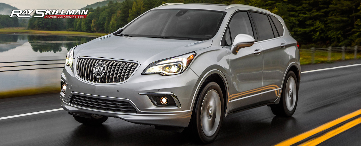 2017 Buick Envision Indianapolis IN