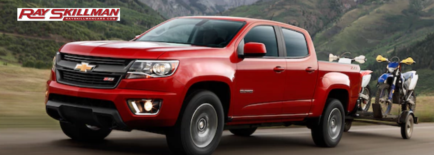 Chevrolet Colorado Carmel IN (1)