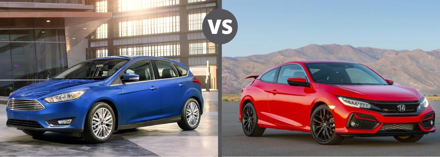 Ford Focus vs Honda Civic