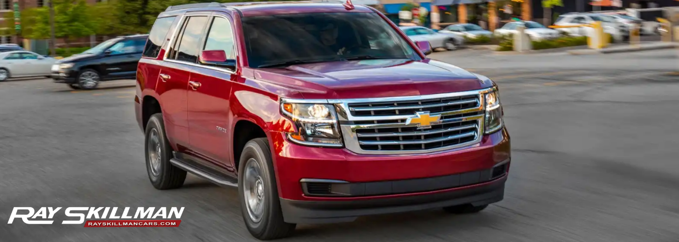 Chevrolet Tahoe Indianapolis IN