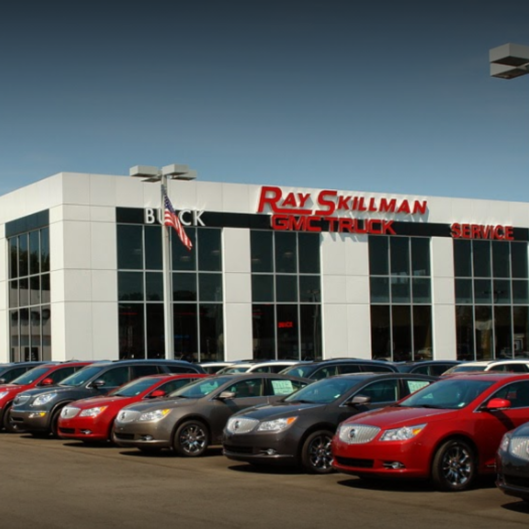 Ray Skillman Auto Group Storefront