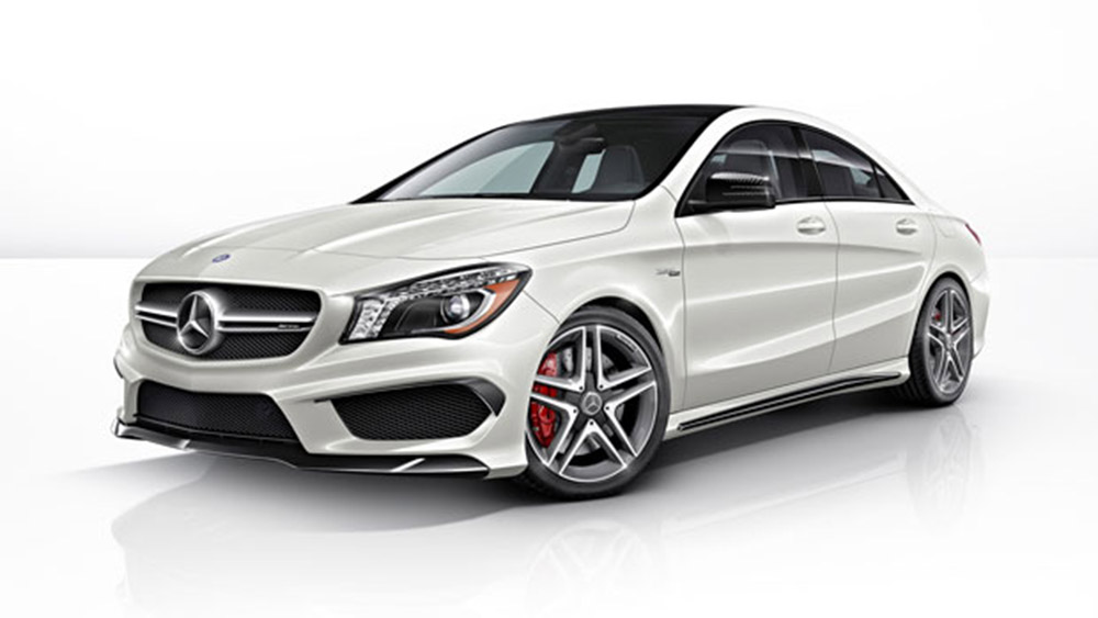 2015 Mercedes-Benz CLA