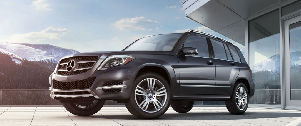 Certified Pre-Owned Model Year 2015 GLK-Class