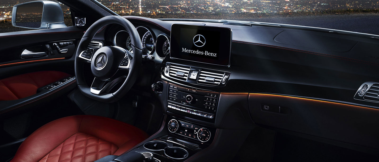 2015 Mercedes-Benz CLS Coupe