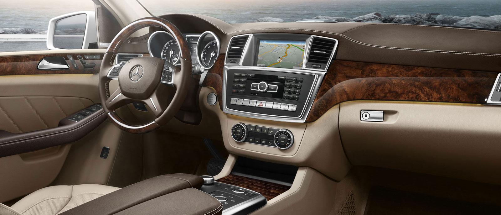 2015 Mercedes-Benz GL SUV