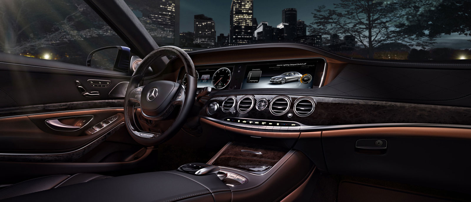 What does the new 2017 mercedes benz s 550 offer rbm of for Mercedes benz of alpharetta