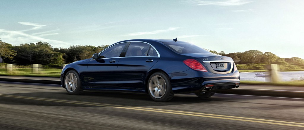 Certified Pre-Owned Model Year 16/17/18 S-Class Sedan