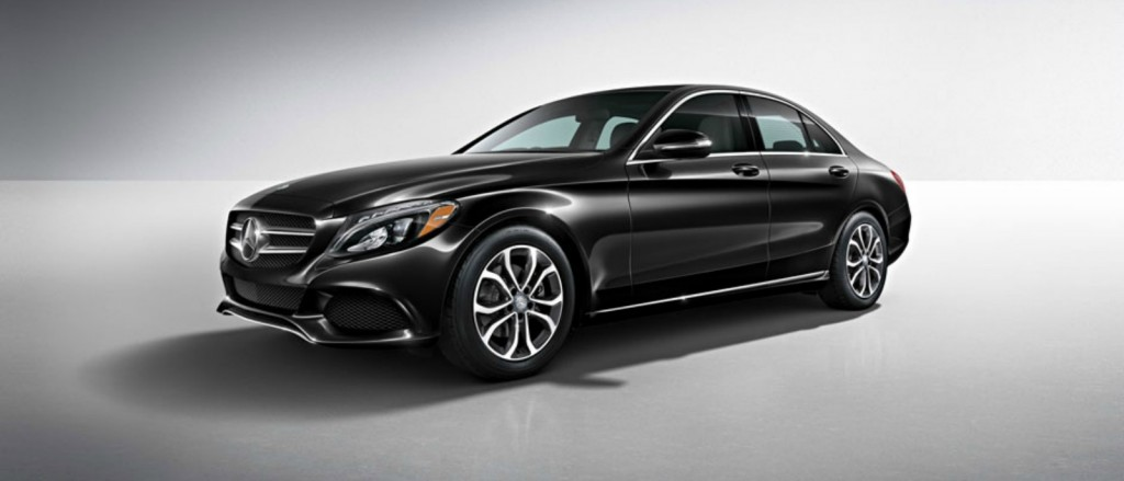 2017 Mercedes-Benz C300 Sedan Lease