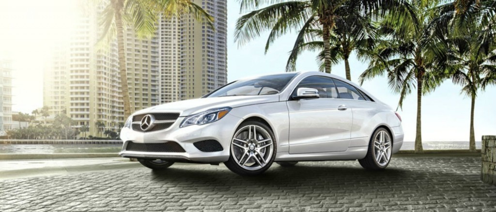 2018 Mercedes-Benz E 400 Coupe Lease