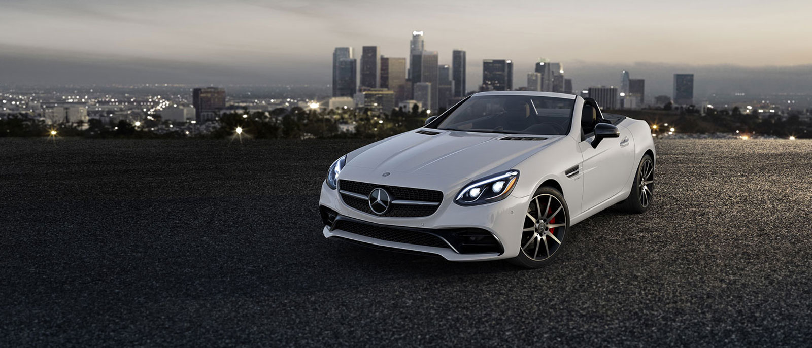 Experience the new 2017 mercedes benz slc300 roadster for Mercedes benz rbm