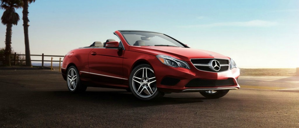 2017 Mercedes-Benz E400 Cabriolet Lease