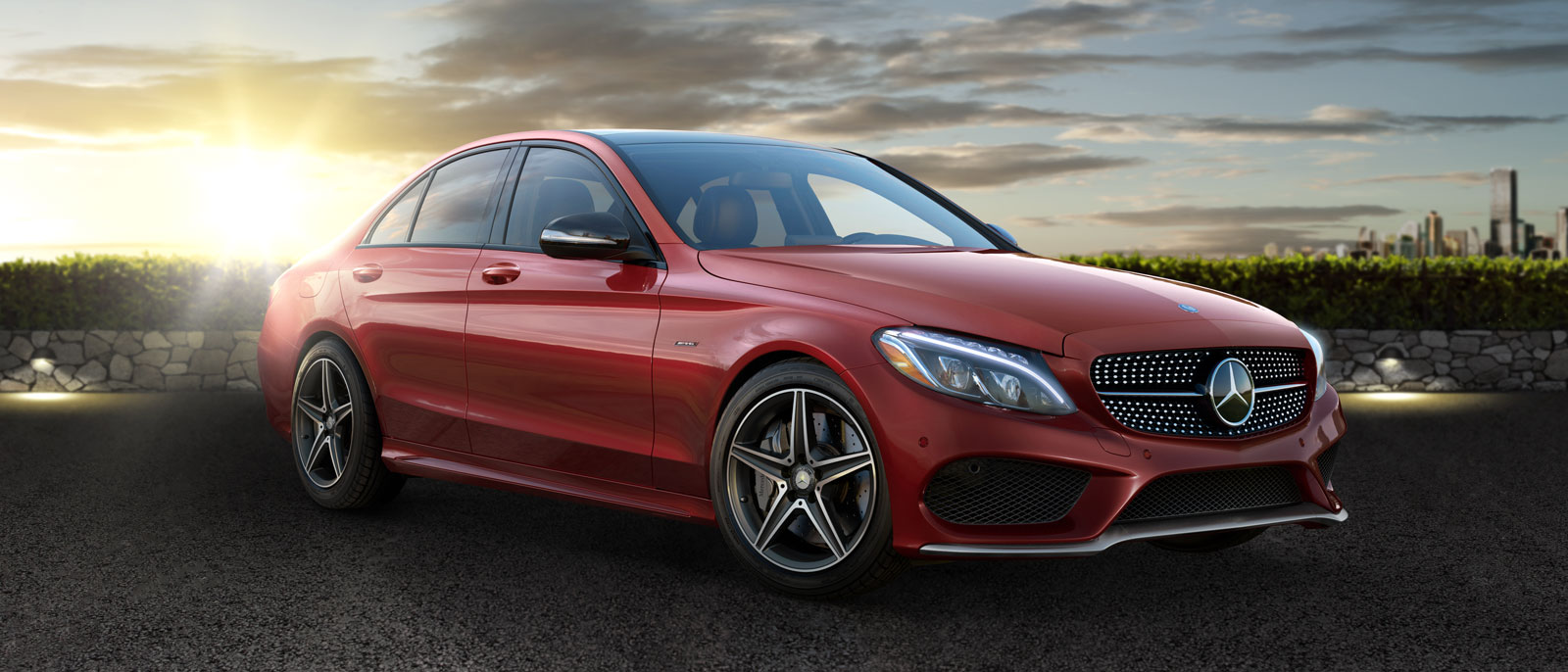 Incredible Performance 2016 Mercedes Benz C450 Amg