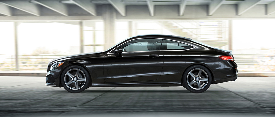 2019 Mercedes-Benz C300 Coupe Lease