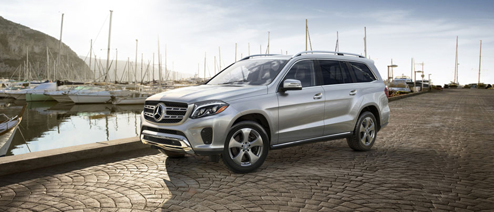 2017 Mercedes-Benz GLS450 4MATIC SUV Lease