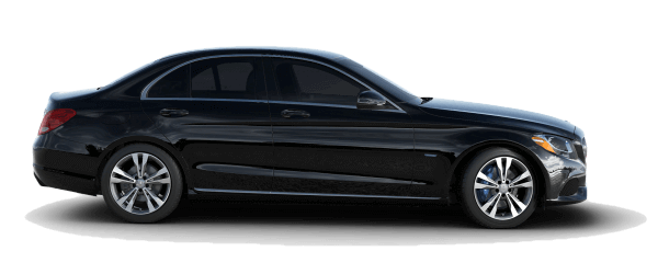 2017 Mercedes-Benz C 350e Plug-In Hybrid Sedan white background