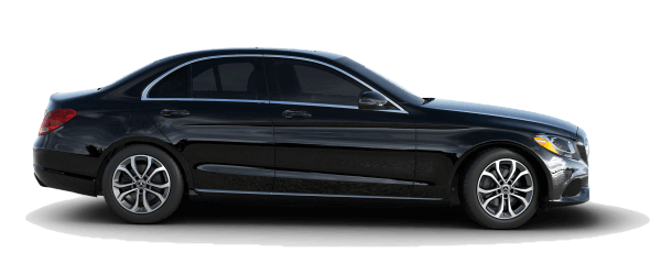 2018 Mercedes-Benz C 300 Sedan white background