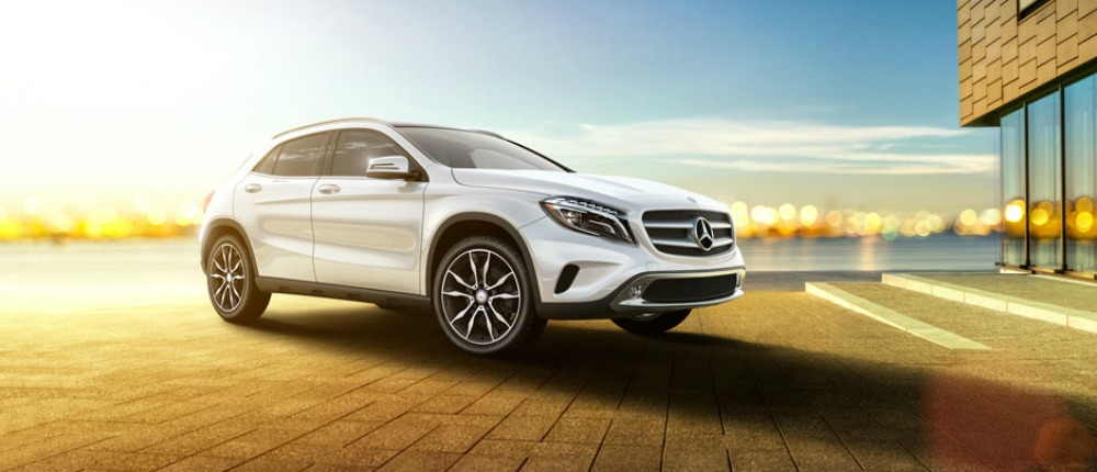 2018 Mercedes-Benz GLA250 4MATIC SUV Lease