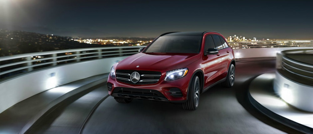 2019 Mercedes-Benz GLC 300 SUV Lease