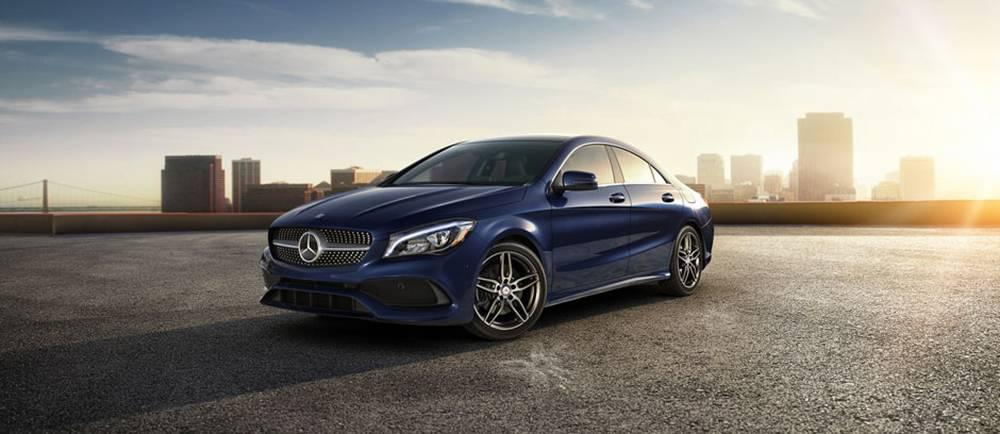 2019 Mercedes-Benz CLA250 Coupe Lease