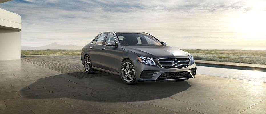 2017 Mercedes-Benz E300 Sedan Lease