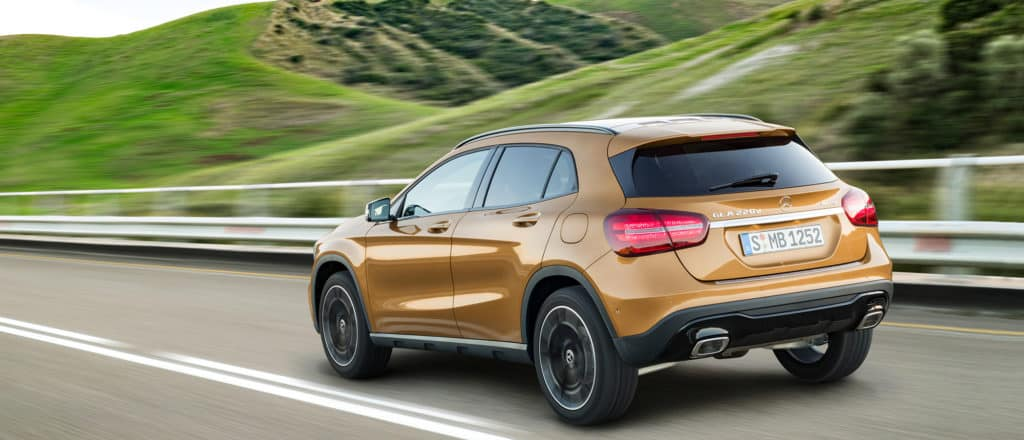 2019 Mercedes-Benz GLA 250 SUV Lease