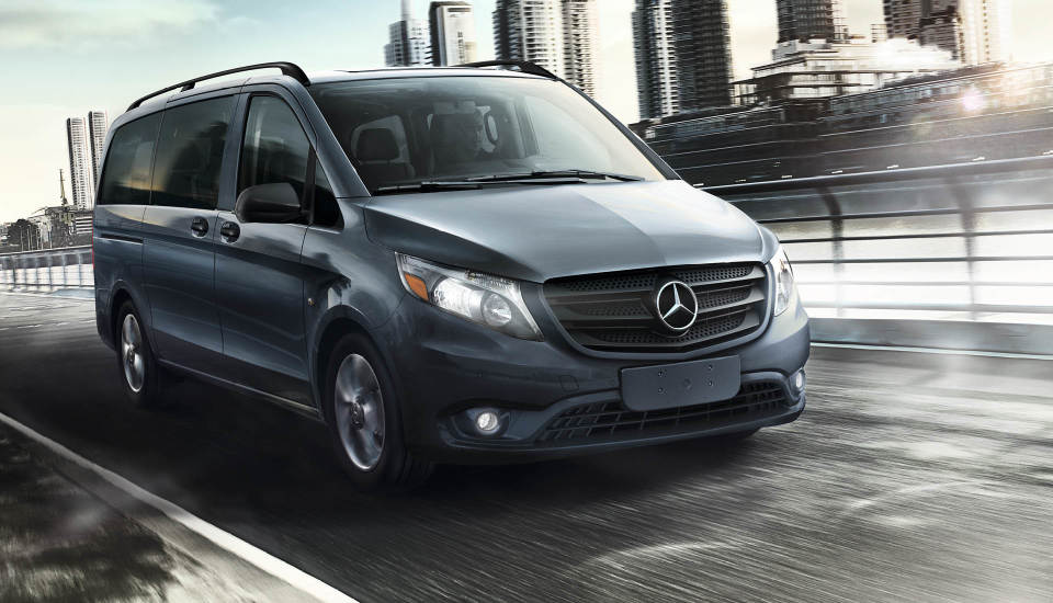 2018 Mercedes-Benz Metris Special Offer