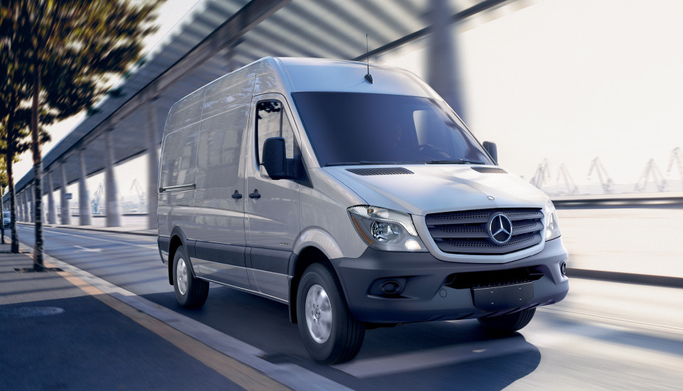 2016 Mercedes-Benz Sprinter Special Offer