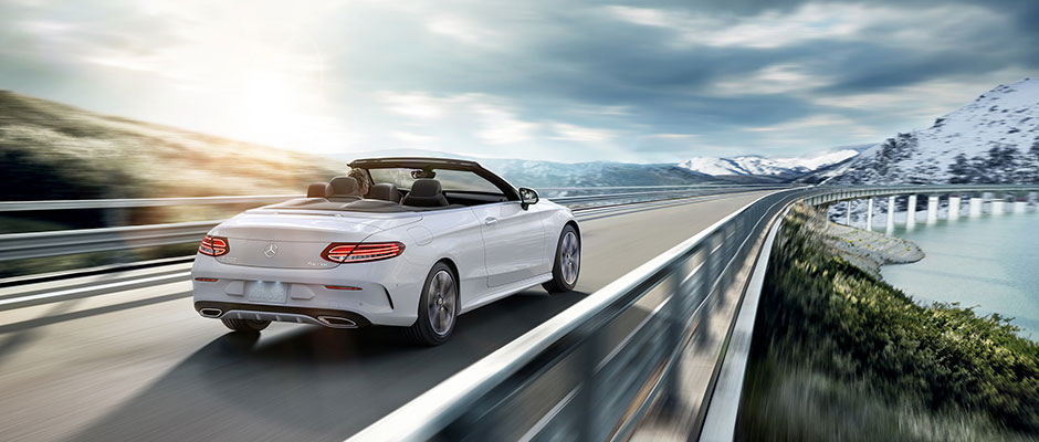 New mercedes benz specials in alpharetta rbm of for Mercedes benz convertible lease