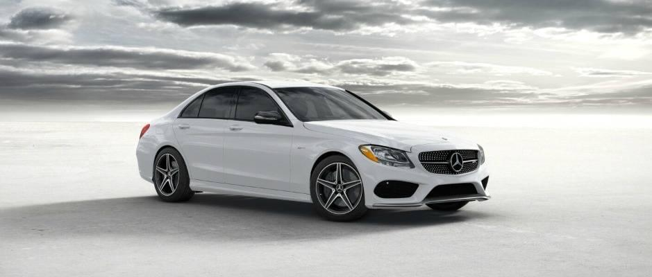 2019 Mercedes-Benz AMG C 43 4MATIC Sedan Lease